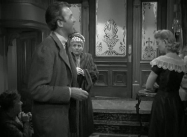 Elwood introduces Harvey to the ladies