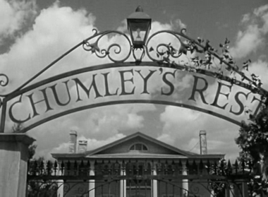 ... and picks on Chumley's Rest