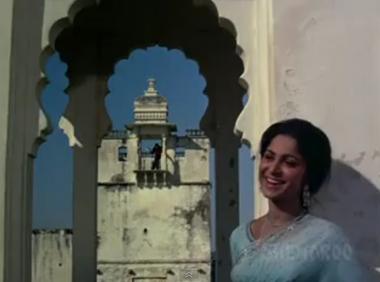 Chittaurgarh: Aaj phir jeene ki tamanna hai, from Guide