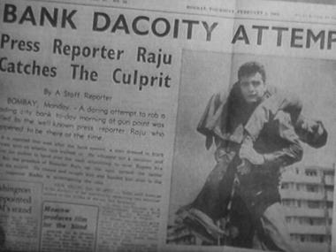 Reporter Raju - in the news