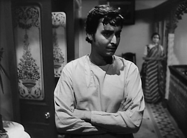 Soumitra Chatterjee in Charulata