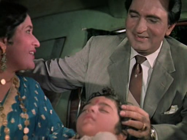 Babloo is adopted by a wealthy couple
