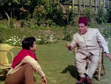 Sunil's friend arrives, and Sunil confides in him