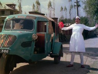 Jhatpat Singh arrives