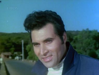 Shankar's nasty son, Ramesh