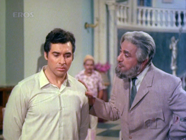Ranjit decides to shower all his wealth - and Seema as wife - on his 'grandson'