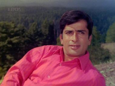 Shashi Kapoor in Pyaar ka Mausam