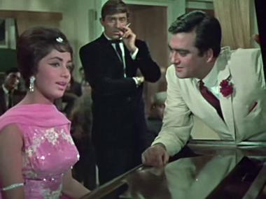 Meena and Ravi - and Raja