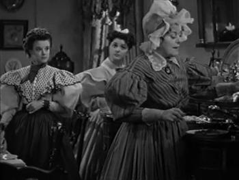 A scene from Pride and Prejudice (1940)
