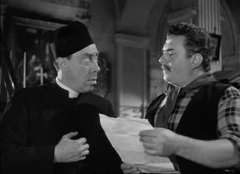 A scene from Don Camillo