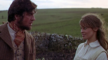 A scene from Far From the Madding Crowd