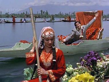 Yeh chaand sa roshan chehra, from Kashmir ki Kali
