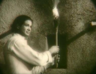 Rafiq Anwar as Balraj in Neecha Nagar