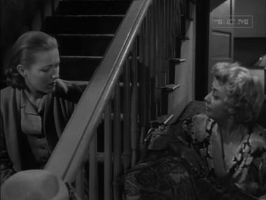 Elizabeth talks to Aunt Morgan