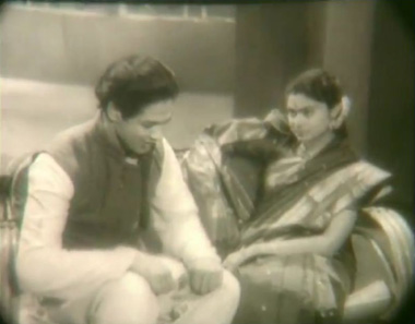 Maya with Balraj