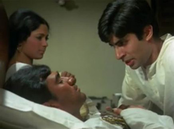The deathbed scene in Anand