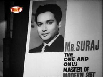 Suraj, the artist