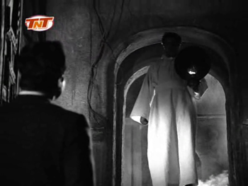 The spooky 'monk' at the haveli