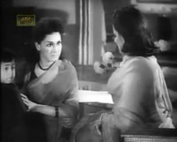 Chaachi and Bulbul quarrel