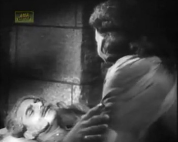 Bulbul at her father's deathbed