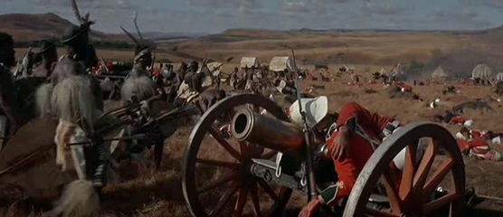 After the Battle of Isandlwana