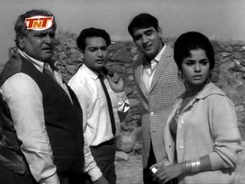 Suraj meets Professor Sahib and Rakesh