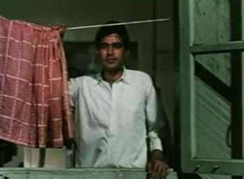 Rajesh Khanna in Safar