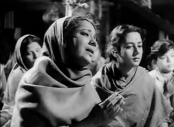 Na main dhan chaahoon, from Kala Bazaar