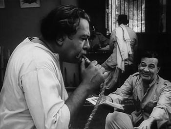 Asit Sen and Motilal in Parakh