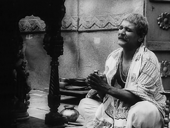 Tarkalankar prays for the money to come to him