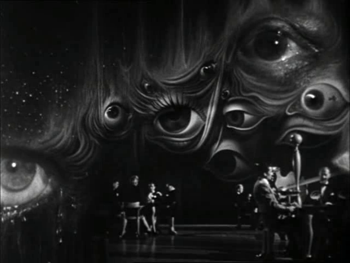 Part of the dream sequence from Spellbound