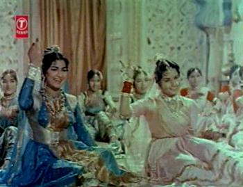 Chaandi ka badan, sone ki nazar, from Taj Mahal