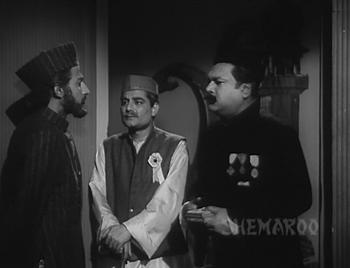 Laadle Mirza arrives to meet Benazir