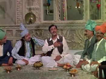 Ae meri zohrajabeen, from Waqt