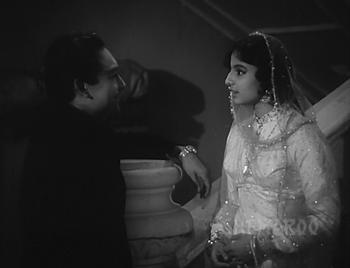 Shahida, Afsar Nawab's young sister-in-law