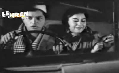 Gulab chats with Moti Bai as he drives