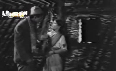 Gulab tells the kidnapped girl to run