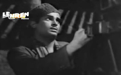 Shammi Kapoor in Rangeen Raatein