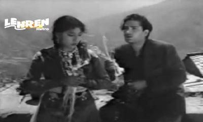 Moti Singh with Mala
