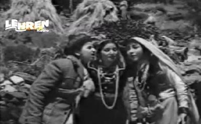 Mausi with Gulu and Mala