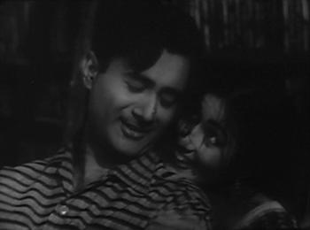 Kamla and Keshav, very much in love