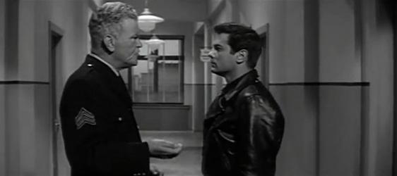 Joe hands over his badge to Gillen