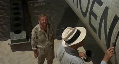 A scene from the 1965 film