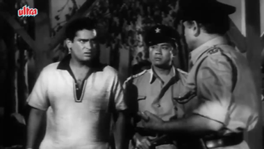 The police come to arrest Shyam