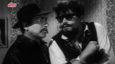 Shyam, masquerading as 'Khan Gulab Khan'