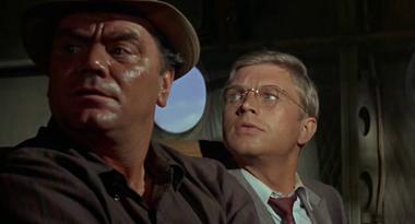 Trucker Cobb and Heinrich Dorfmann