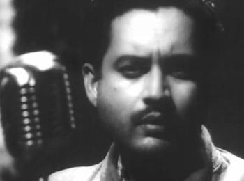 Guru Dutt in Pyaasa