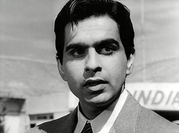 Dilip Kumar in Andaaz