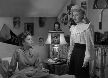 Mary confronts Barbara