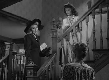 ... and Mary meets Barbara